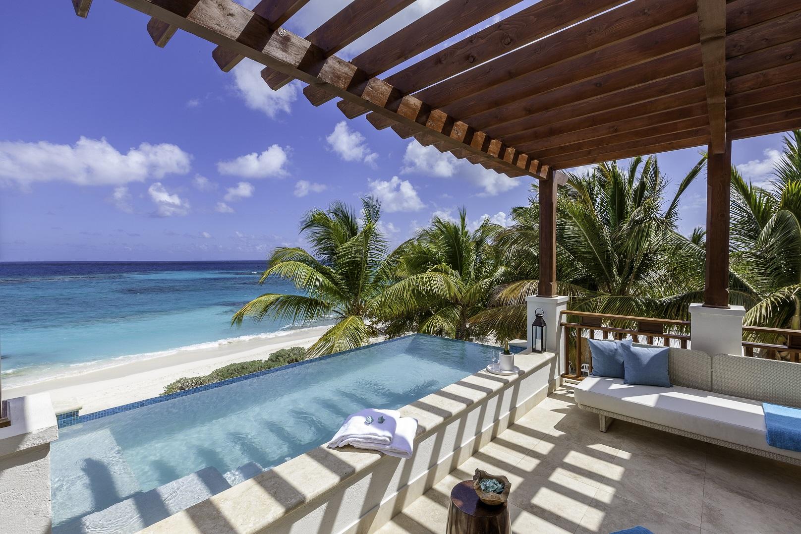 Gattinoni travel experience e l 39 esclusivit dei resort ai caraibi - Suite con piscina privata ...